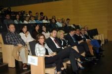 Colaboradores del postgrado y asistentes