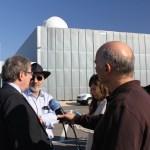 La iniciativa contó con la presencia del rector, Miguel Ángel Collado