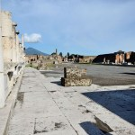 """""""Foro di Pompei"""" by Ghido – Own work. Licensed under CC BY-SA 3.0 via Wikimedia Commons – https://commons.wikimedia.org/wiki/File:Foro_di_Pompei.JPG#/media/File:Foro_di_Pompei.JPG"""