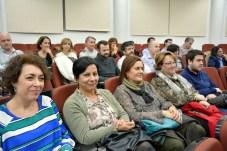Grupo de alumnas de la primera promoción