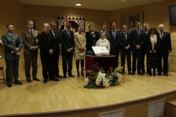El acto se ha celebrado en el edificio Gil de Albornoz del Campus de Cuenca