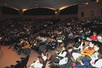 Recepción a los estudiantes de Secundaria en el Campus de Albacete