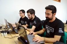 Participantes de la HackForGood 2016 en Ciudad Real
