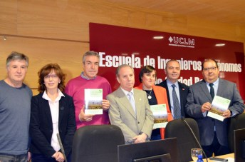 Autores del libro Atlas de suelos vitícolas de Castilla-La Mancha
