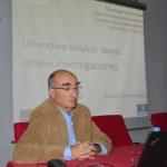 El profesor de la UCLM Ricardo Izquierdo presenta su trabajo en Vascos