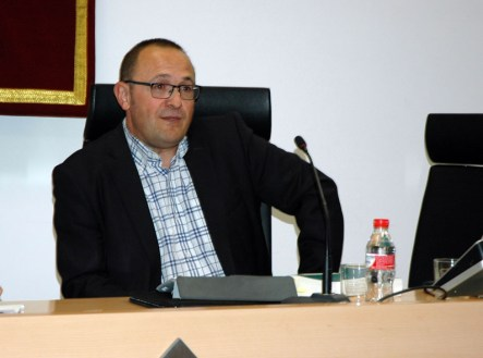 Intervención del profesor Ángel Sánchez Legido