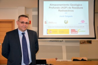 Jordi Delgado, profesor de la Universidad de La Coruña
