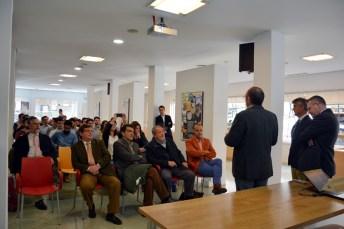 La conferencia se ha celebrado en el Aula Cultural Universidad Abierta de Ciudad Real