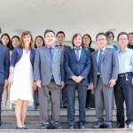 Encuentro con el Departamento de Educación de Nanjing