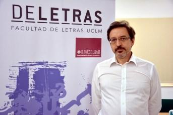 Javier Enrique Díaz, director del curso 'Políticas lingüísticas y diálogo intercultural para una Europa multilingüe'