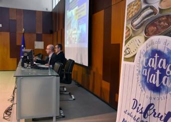 Antonio Mateos y Carlos Ruíz Blanco ofrecieron las dos conferencias de la jornada