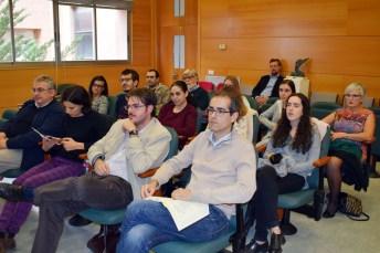 Participantes y ponentes