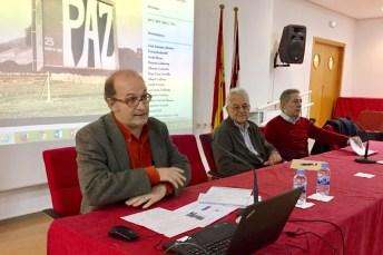 Bruno Camus, Santos Juliá y Juan Sisinio Pérez Garzón