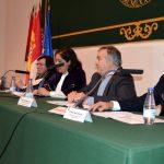 La vicerrectora de Internacionalización y Formación Permanente ha presidido la inauguración.