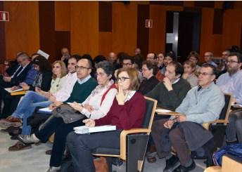 Responsables de los institutos de la región, en uno de los encuentros organizados por la UCLM