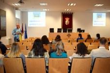 Charla sobre redes sociales y oportunidades profesionales, a cargo de Javier Pineda