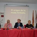 De izqda. a dcha. Beatriz Patiño, Lorenzo Caprile, Miguel Ángel Collado, María José Cuesta y Enrique Herrera