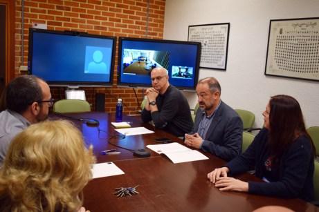 El acto se ha desarrollado a través de videoconferencia