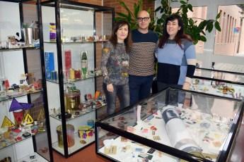 Representantes del proyecto Lalata