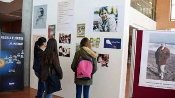 La exposición permanece en el edificio Benjamín Palencia