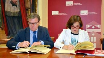 La UCLM y Fundación ONCE firman un convenio para la promoción de la inclusión de los alumnos con discapacidad