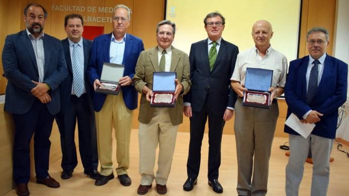 Inauguración de la nueva sala de grados y entrega de reconocimientos