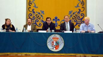 Clausura de los cursos de posgrado iberoamericanos de Ciudad Real