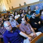 Comienzo del curso en la Facultad de Ciencias Jurídicas y Sociales de Toledo