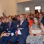 Inauguración del Congreso Internacional en Alta Velocidad