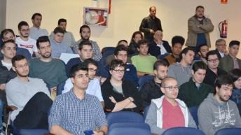 La Escuela Superior de Informática celebra una jornada con empresas