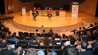 El hacker Chema Alonso ha participado en el séptimo congreso de Navaja Negra