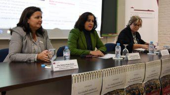 El coloquio se celebra en la Facultad de Humanidades de Toledo