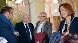 Fernández Toxo participó en las Jornadas contra la Pobreza