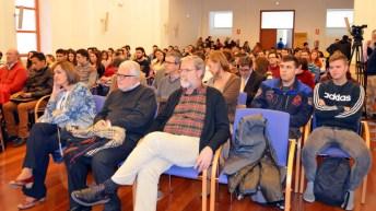El economista Emilio Ontiveros clausura las Jornadas contra la Pobreza