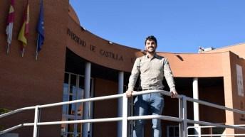 Raúl Carretero Antón, delegado del campus de Albacete