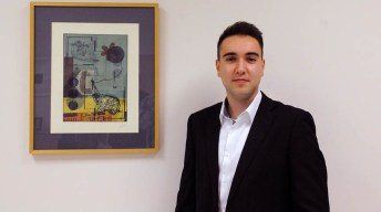 Fernando Garrote, delegado del campus de Cuenca