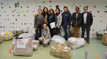 Los estudiantes de la Facultad de Educación preparan su viaje a El Sáhara
