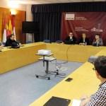 Reunión en el campus de Cuenca
