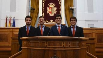 Los Inderogables 2.0, del Campus de Albacete, este miércoles en las Cortes de CLM