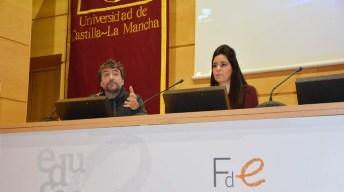La Facultad de Educación de Ciudad Real ha celebrado la jornada 'Música y pintura: las artes tienen nombre de mujer'