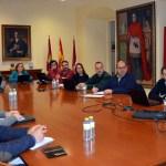 Reunión en el campus de Ciudad Real