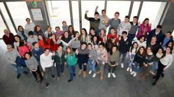 Participantes en el campus de Albacete