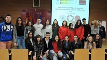 Participantes en el campus de Ciudad Real