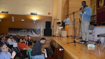 El alumno de la UCLM ganador del concurso Got Talent, César Brandon