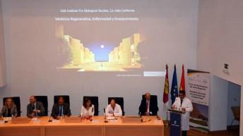 Izpisúa clausura el VII Ciclo de Seminarios de Investigación de la Facultad de Medicina de Ciudad Real