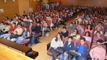 El Campus de Ciudad Real ha acogido la fase provincial de la Olimpiada Química
