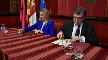 Firma del protocolo general de actuación
