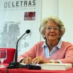 María Ángeles Durán participa en el ciclo '12 meses, 12 investigadoras' de la UCLM.   © Gabinete de Comunicación UCLM