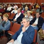 Presentación del Grado en Criminología   © Gabinete de Comunicación UCLM