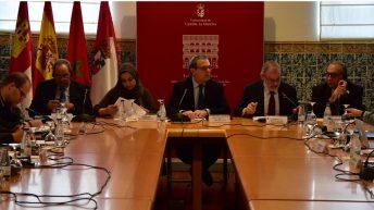 Participantes en el encuentro celebrado en Toledo. © Gabinete de Comunicación UCLM